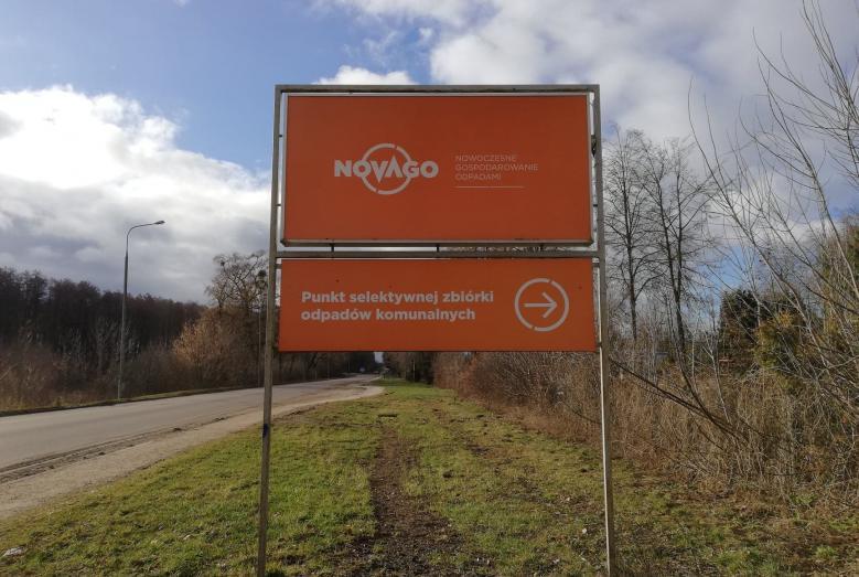 Zmiana Lokalizacji Punktu Selektywnej Zbiorki Odpadow Mlawa