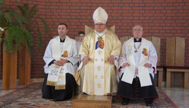 03 - Msza w kościele pw. Ducha Świętego