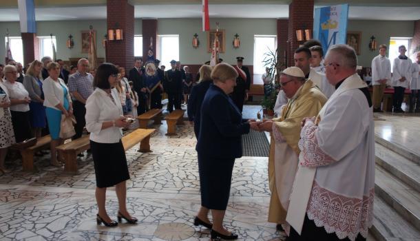 04 - Msza w kościele pw. Ducha Świętego