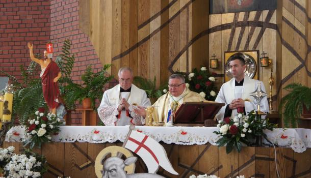 05 - Msza w kościele pw. Ducha Świętego